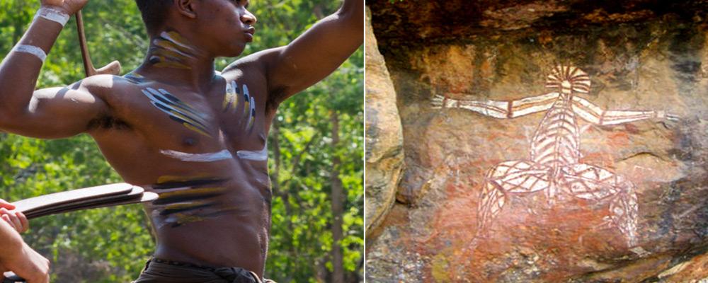חלק מהחוויה האוסטרלית הוא מפגש עם האבוריג'ינים ותרבותם העתיקה
