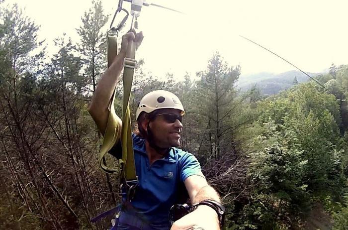 alpine_adventure_zipline_NH פארק האומגות זיפליין בלינקולן ניו המפשייר