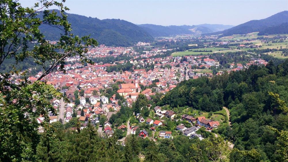 היער השחור הוא שמורת הטבע הגדולה ביותר בגרמניה