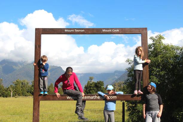 משתעשעים בקמפינג בניו זילנד