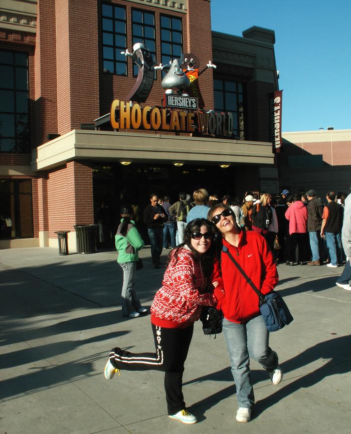 מפעל השוקולד של הרשי