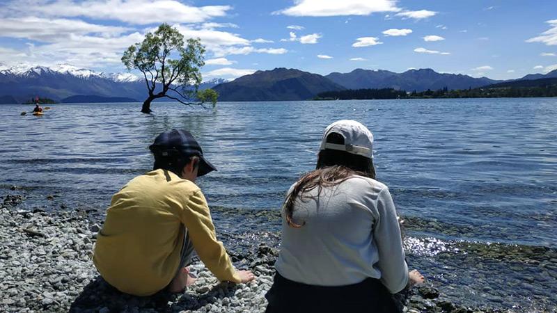 אגם וואנאקה, ניו זילנד