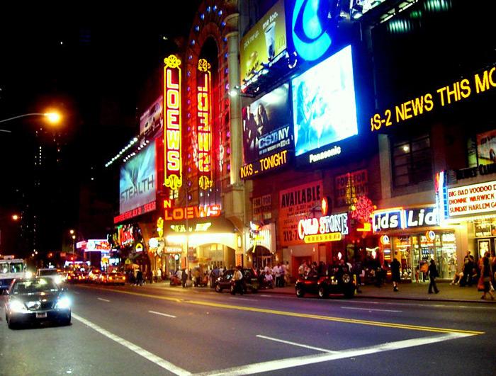 מסיימים את הטיול בקרוואן בעיר הגדולה ניו יורק