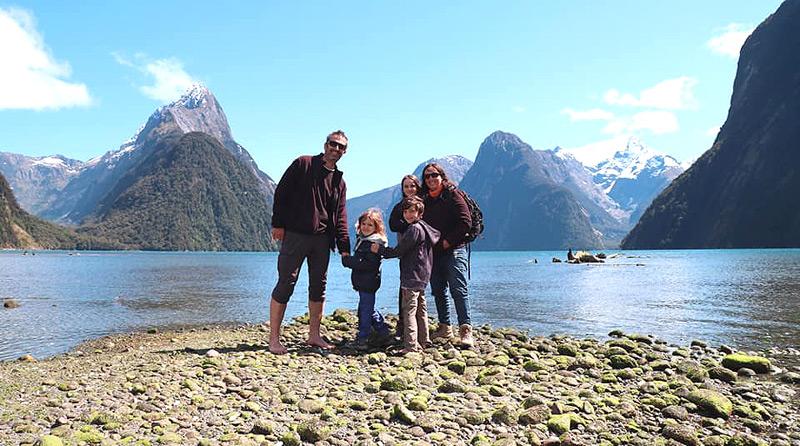 סיכום טיול ארוך בניו זילנד עם קרוואן