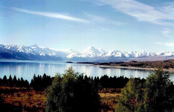 ניו זילנד היא הארץ האולטימטיבית לטיול בקמפר