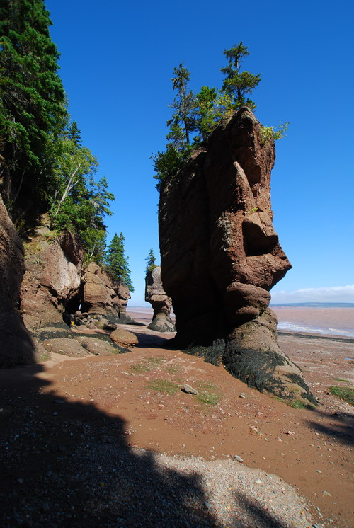 Hopewall Rocks