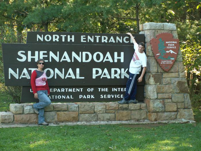 """פארק שננדואה בארה""""ב"""