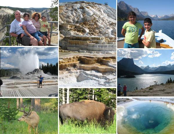 הטיול הארוך של משפחת שוב בצפון אמריקה, חצי שנה בקרוואן