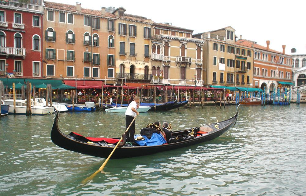 מסלול טיול בצפון איטליה והאלפים